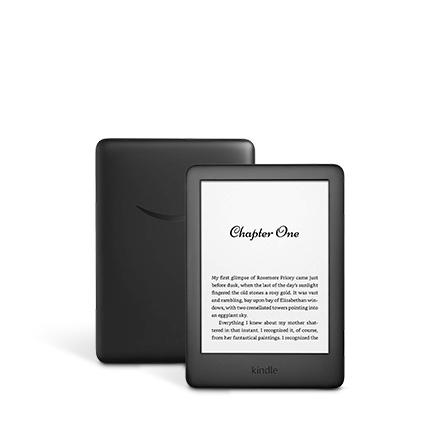 Kindle フロントライト搭載 Wi-Fi 4GB ブラック 広告つき 電子書籍リーダー&