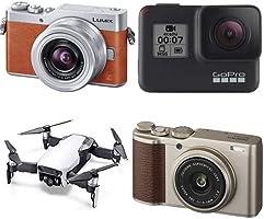 【12月1日まで限定】DJI・富士フイルム・パナソニックのカメラ製品がお買い得