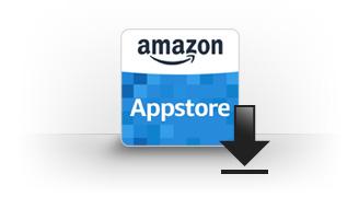 Amazonアプリストア専用アプリをインストール
