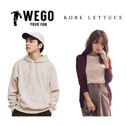 WEGO、KOBE LETTUCE などヤングファッションがお買い得; セール価格: ¥297 - ¥9,702