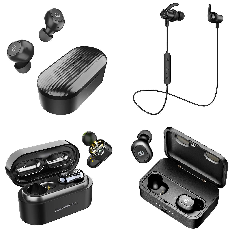 SoundPEATS Bluetoothイヤホンなどがお買い得