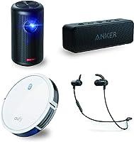 Ankerブランドのロボット掃除機、モバイルプロジェクターなど各種製品がお買い得