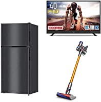 [新生活準備]白物家電やTV、掃除機がお買い得
