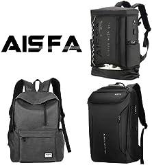 AISFAのバックパックがお得です