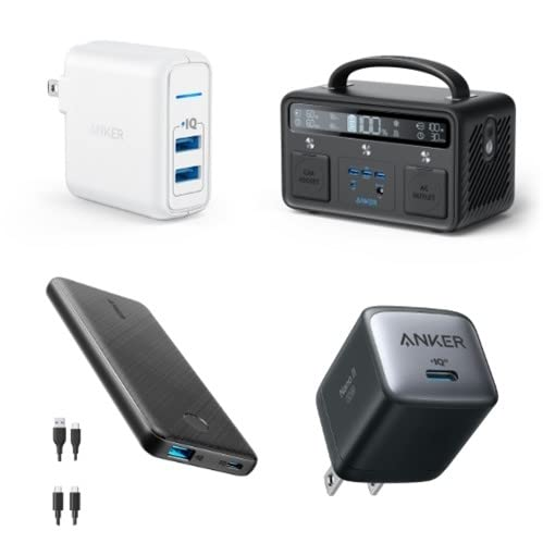 Ankerのポータブル電源、充電器などがお買い得