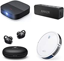 Ankerのオーディオ機器、ロボット掃除機などがお買い得