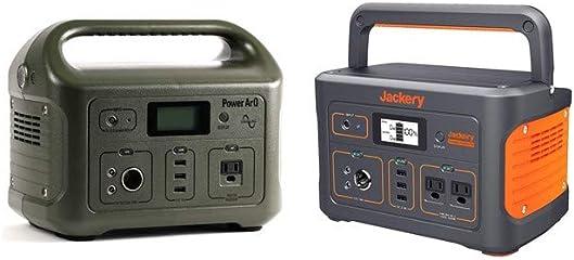 Jackery&Smart tapのポータブル電源がお買い得