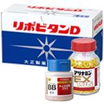 ドリンク剤・ビタミン剤・活力剤