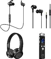 【本日限定】SoundPEATSのBluetoothイヤホンやボイスレコーダーなどがお買い得