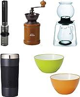 人気ブランドの食器・グラスやコーヒー器具がお買い得です。
