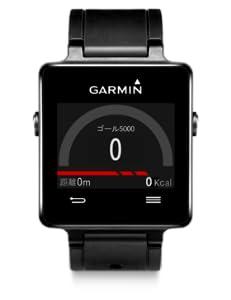 GARMIN(ガーミン) ランニング GPS 歩数 活動量計 vivoactive J【日本版正規品】