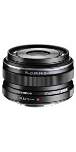 OLYMPUS 単焦点レンズ M.ZUIKO DIGITAL 17mm F1.8