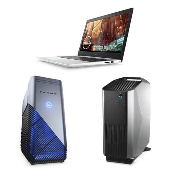 【DELLの日】ゲーミングPC、スタンダードノートパソコンがお買い得