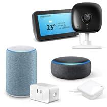 家電操作も話しかけるだけ Alexa対応商品がお買い得