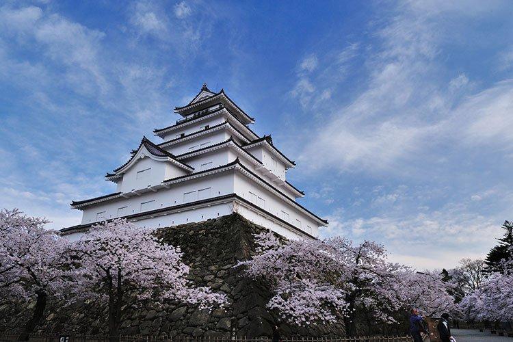 鶴ヶ城 (若松城)