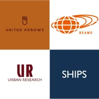 【最大50%OFF】BEAMS,UNITED ARROWS,URBAN RESEARCH,SHIPSがお買い得