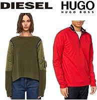 【最大60%OFF】DIESEL、HUGO BOSS他 インポートファッション