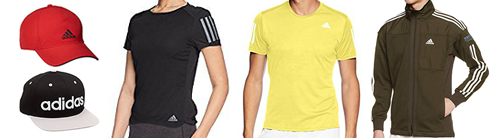 【クーポンで10%OFF】adidas(アディダス)スポーツウェアがお買い得(9/2まで)