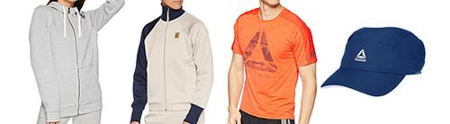 【クーポンで15%OFF】人気ブランド Reebok(リーボック) のスポーツウェアがお買い得。(11/4まで)