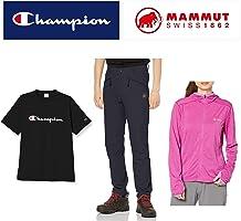 【最大50%OFF】チャンピオン、マムート、ニューバランスなどのカジュアルウェアがお買い得