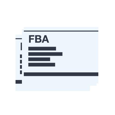 Create FBA PO