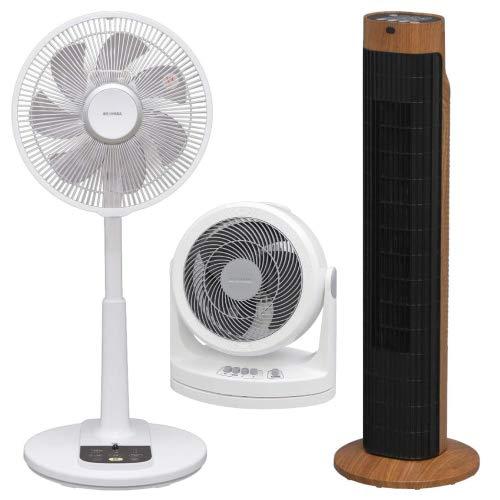 【本日限定】アイリスオーヤマ サーキュレーター、扇風機がお買い得