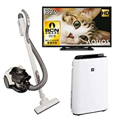 SHARPの空気清浄機、冷蔵庫、テレビなどがお買い得