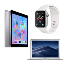 iPad, MacBook, Watch S4等Apple製品がお買い得