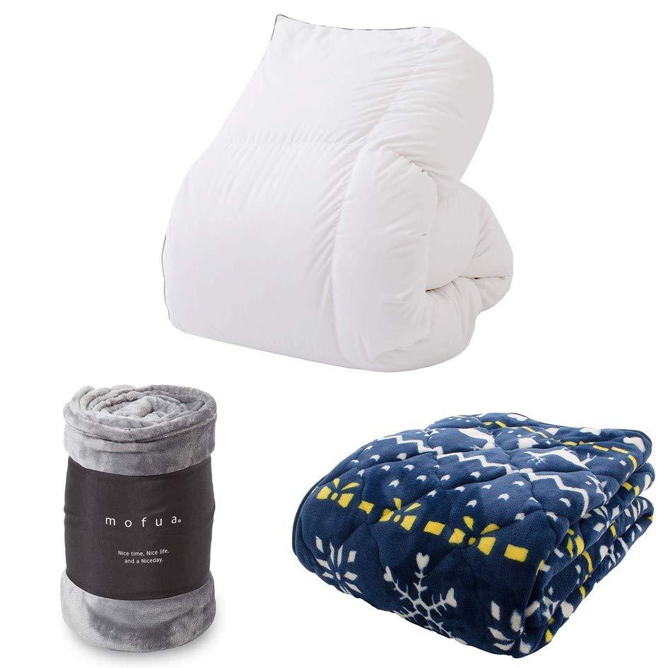 【冬物寝具クリアランスセール】羽毛布団や毛布、敷きパッドなどがお買い得