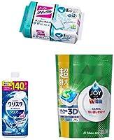 ジョイなど台所洗剤、トイレクイックルや虫ケア用品ほかが特別価格