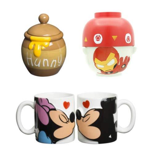 ディズニー・マーベル・ピクサーの食器やキッチン用品がお買い得