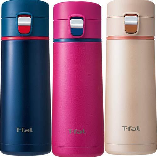 T-fal 水筒 Ag+ 抗菌仕様でにおい移りがしづらい水筒