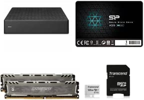 SDカード・USB・SSD・HDDなどがお買い得