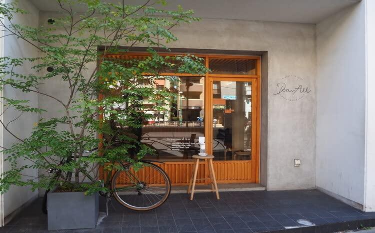 東京?笹塚カフェ Dear All バリスタが語るカリタ製品の魅力
