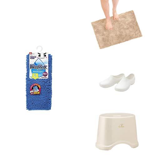 【レック・オカ・シービージャパン】風呂椅子・バスマットなどがお買い得