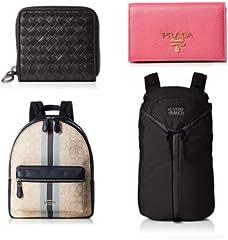 【メンズ / レディース】ボッテガ、コーチ、プラダのバッグ・お財布がお買い得