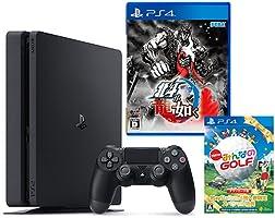 PlayStation 4 ジェット・ブラック 500GBとソフトのセットがお買い得