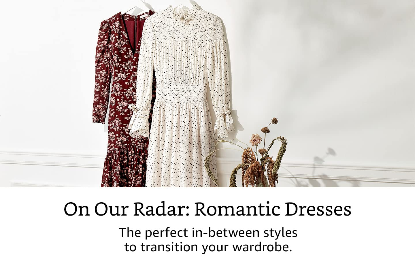 On Our Radar: Romantic Dresses
