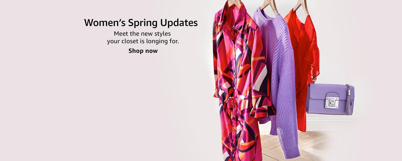 Women's Spring Essentials