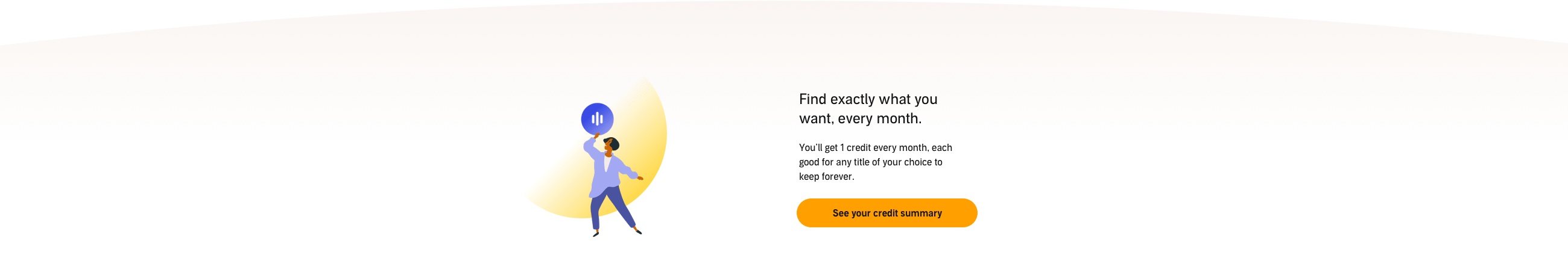 See Your Credit Summary
