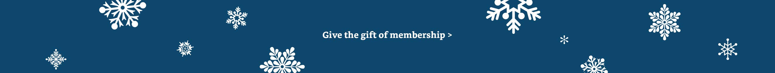 Click to give the gift of membership