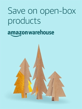 Save on open-box products