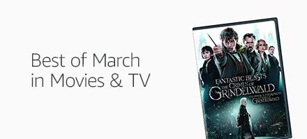 Best of March in Movies and TV