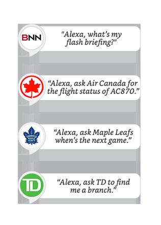 BNN, AirCanada, Maple Leafs, TD bank