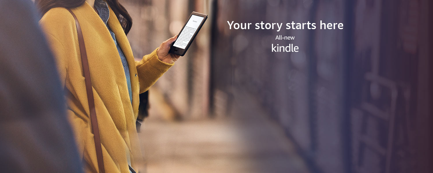 Kindle: your story starts here