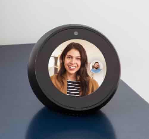 Alexa, answer the call