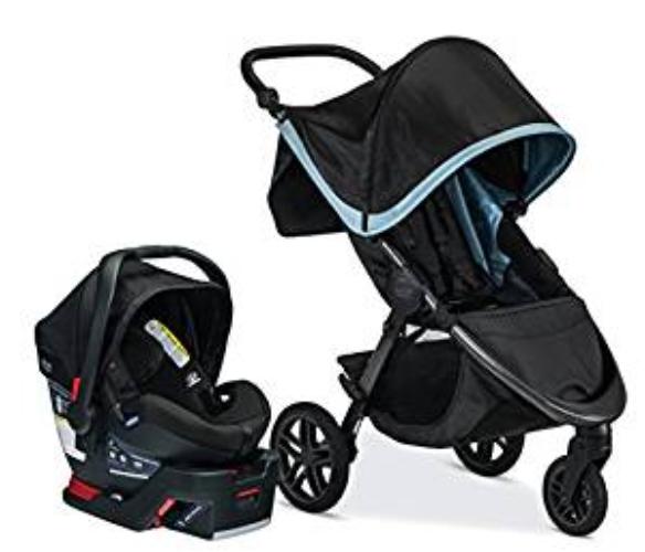 Los sistemas de viaje incluyen cochecitos de tamaño completo independientes con un asiento de coche para niños compatible que se engancha en el cochecito.
