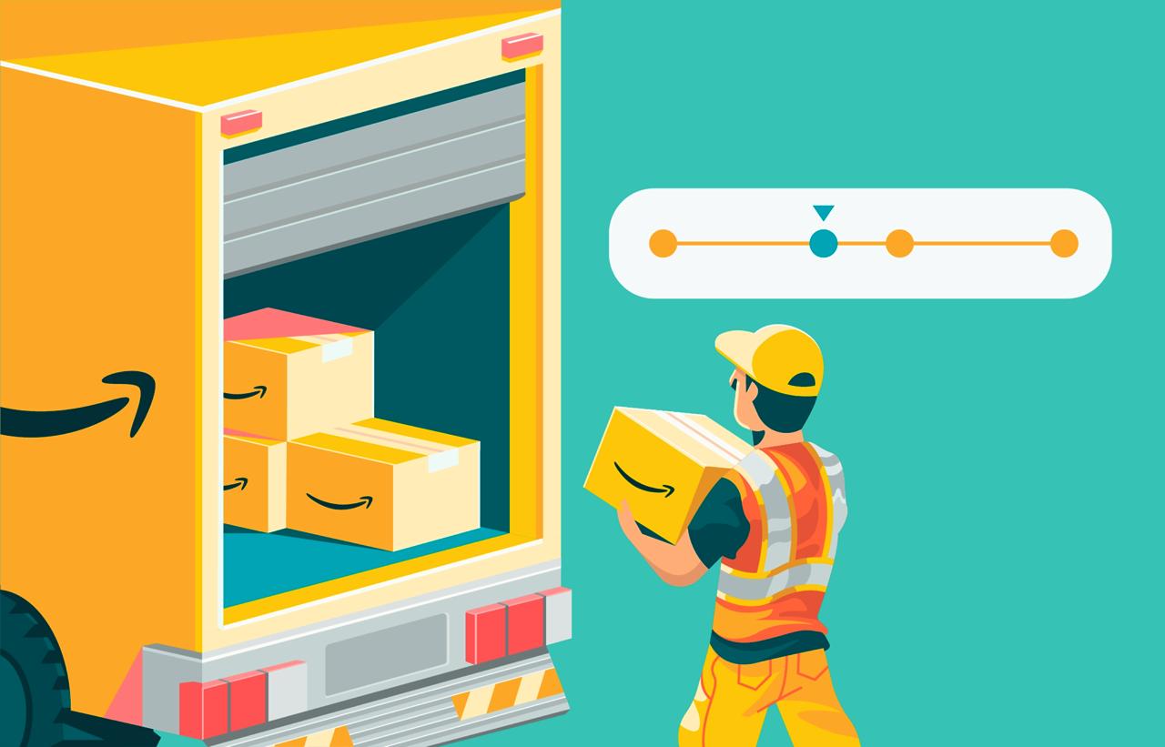 歐洲跨境電商第三步:通過亞馬遜物流 (FBA) 在歐洲範圍內配送商品