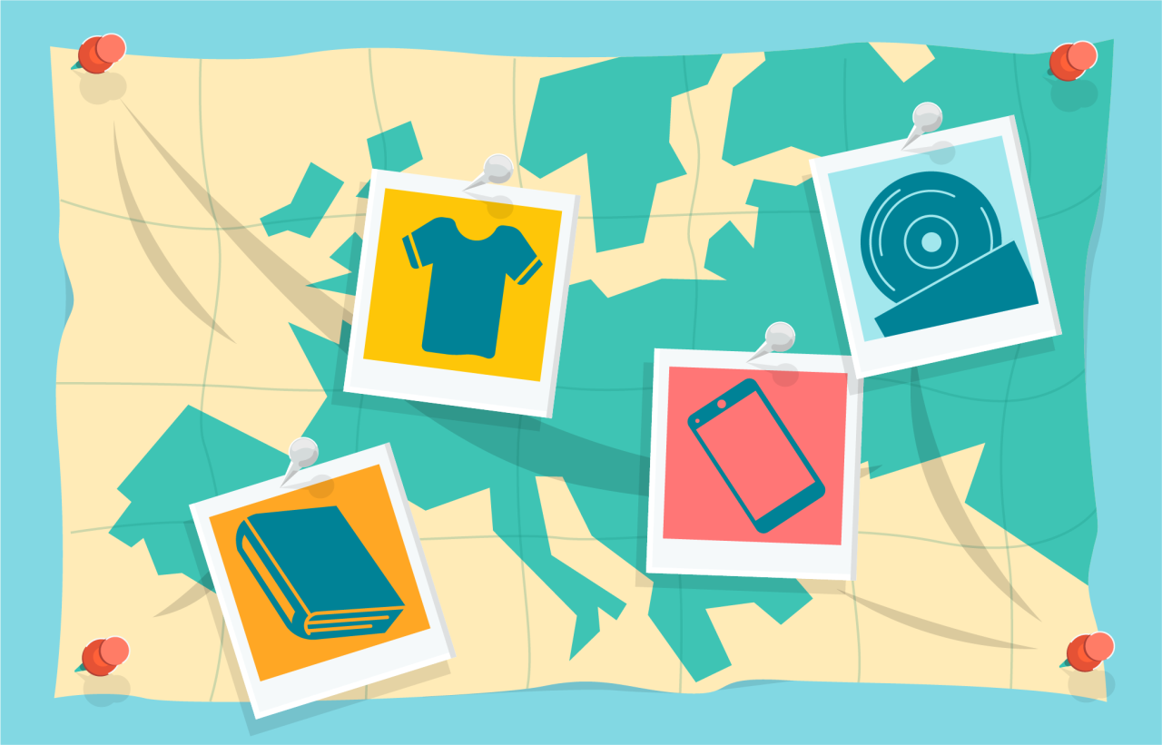 歐洲跨境電商第一步:創建帳戶,並確定販售商品