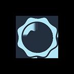 computer icon with Amazon Smile logo